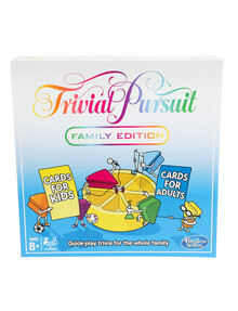 Hasbro Games Trivial Pursuit Family Edition product photo