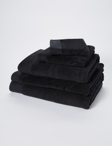 Sheridan Luxury Retreat Towel Range, Carbon product photo