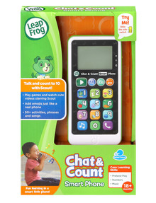 Leap Frog Chat And Count Phone product photo