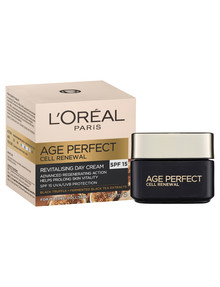L'Oreal Paris Age Perfect Cell Renewal Day, 50ml product photo