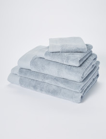 Sheridan Luxury Retreat Towel Range, Dusty Blue product photo