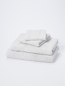 Domani Natura Towel Range, Grey product photo