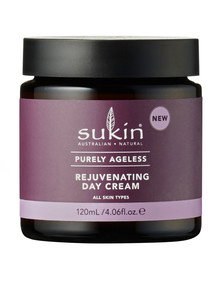 Sukin Purely Ageless Rejuvenating Day Cream, 120ml product photo