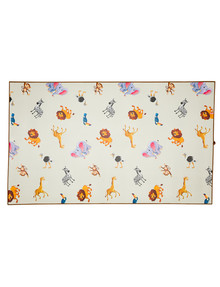 Rollmats Large Playmat, Safari Animals product photo