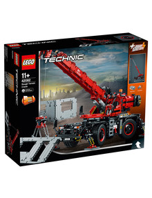 Lego Technic Rough Terrain Crane, 42082 product photo