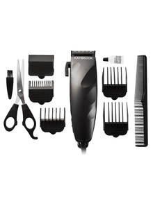 Kambrook 10 Piece hair Grooming Kit, KHC100SIL product photo