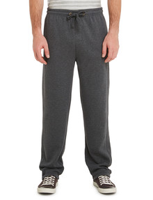 Chisel Ess Trackpant, Charcoal Marle product photo