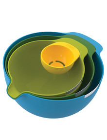 Joseph Joseph Opal Nesting Bowls, Set-of-4 product photo