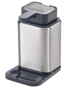 Joseph Joseph Opal Stainless Steel Soap Pump product photo