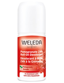 Weleda Pomegranate Roll-On Deodorant product photo