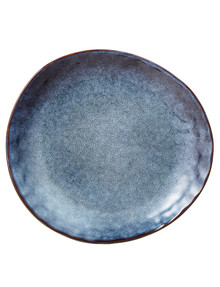 Salt&Pepper Nomad Side Plate, Blue, 22cm product photo
