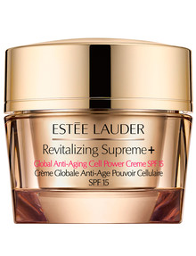 Estee Lauder Revitalizing Supreme+ Global Anti-Aging Cell Power Creme SPF 15 product photo