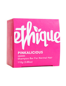 Ethique Pinkalicious Shampoo Bar, 110g product photo