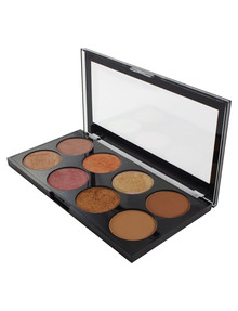 Makeup Revolution Golden Sugar Palette 2, Rose Gold product photo