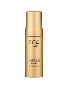 Eco Tan Cacao Tanning Mousse, 125ml product photo