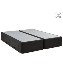 Sleepyhead Super King Drawer Base Set, Shadow product photo