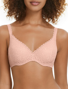 Berlei Barely There Lace Contour Bra Nude Lace, A-E product photo