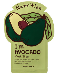 Tony Moly I'm Avocado Mask Sheet product photo