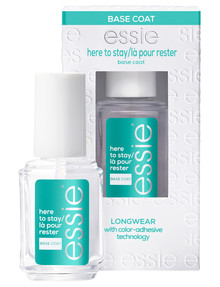 essie Care Nail Polish Base Coat, Here To Stay product photo