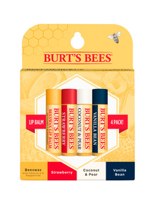 Burts Bees Best of Burt's Lip Balm, 4-Pack product photo