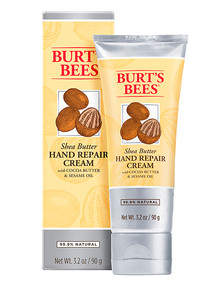 Burts Bees Shea Butter Hand Cream 90g product photo