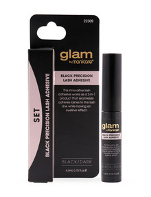 Glam Precision Black Adhesive, 4.5ml product photo