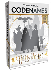 Games Codenames Harry Potter product photo