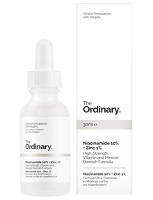 The Ordinary Niacinamide 10% + Zinc 1%, 30ml product photo