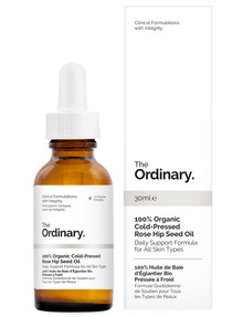 The Ordinary 100% Organic Cold-Pressed Rose Hip Seed Oil, 30ml product photo
