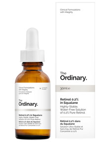 The Ordinary Retinol 0.2% in Squalane, 30ml product photo