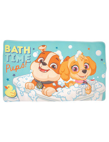 Paw Patrol Bath Time Pups Bath Mat product photo
