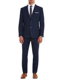 Laidlaw + Leeds Tailored Jacket, Navy product photo