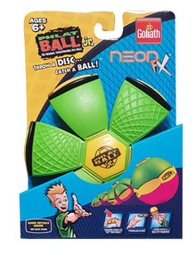 Goliath Phlat Ball Jr Assorted product photo