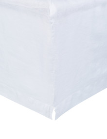 Domani Toscana Valance, White product photo