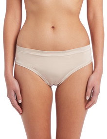 Lyric Modal-Elastane High-Cut Brief, Nude product photo