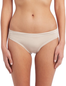 Lyric Modal-Elastane Bikini Brief, Nude product photo
