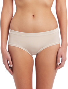 Lyric Modal-Elastane Boyleg Brief, Nude product photo
