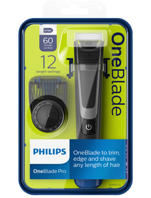 Philips OneBlade Pro, QP6510/20 product photo