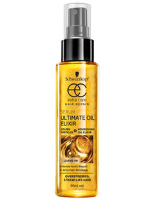 Schwarzkopf Extra Care Ultimate Serum Oil Elixir 80ml product photo