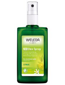 Weleda Citrus Deodorant Spray, 100ml product photo