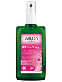 Weleda Wild Rose Deodorant Spray, 100ml product photo