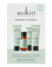 Sukin Blemish Control Kit product photo
