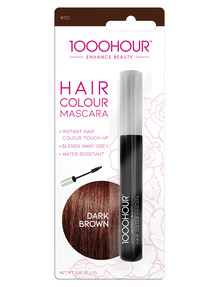 1000HR Hair Colour Mascara, Dark Brown product photo