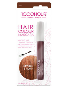 1000HR Hair Colour Mascara, Medium Brown product photo