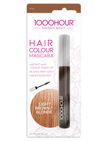 1000HR Hair Colour Mascara, Light Brown product photo