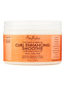 Shea Moisture Coconut & Hibiscus Curl Enhancing Smoothie product photo