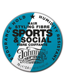 Johnny's Chop Shop Sports & Social Styling Fibre 70g product photo