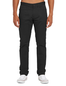 Connor Milton Stretch 5-Pocket Pant, Charcoal product photo