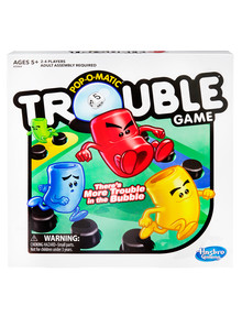 Hasbro Games Trouble product photo