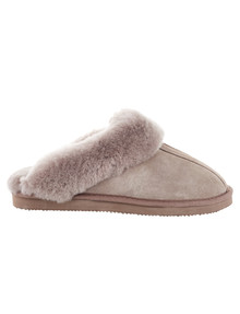 Mi Woollies Te Anau Scuff Slipper, Brown product photo